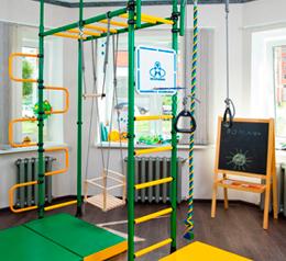 фото детские спортивные комплексы для дома
